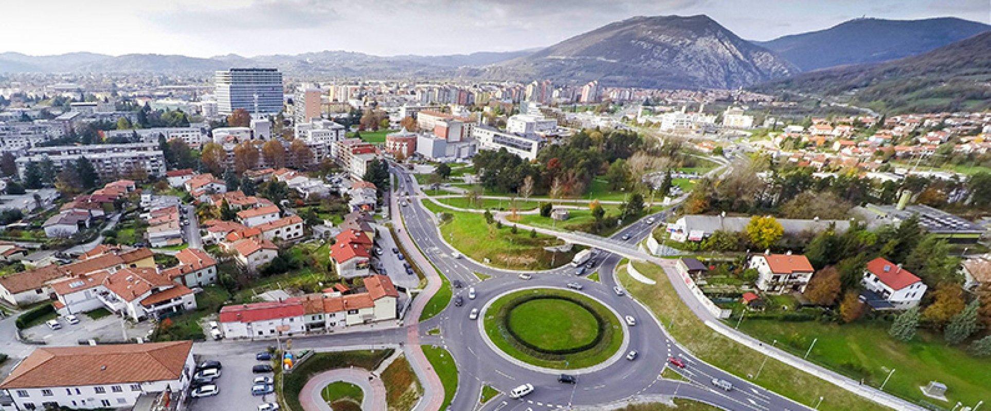 GORIŠKA BRDA (GORIŠKO IN VIPAVSKA DOLINA) - Slovenija