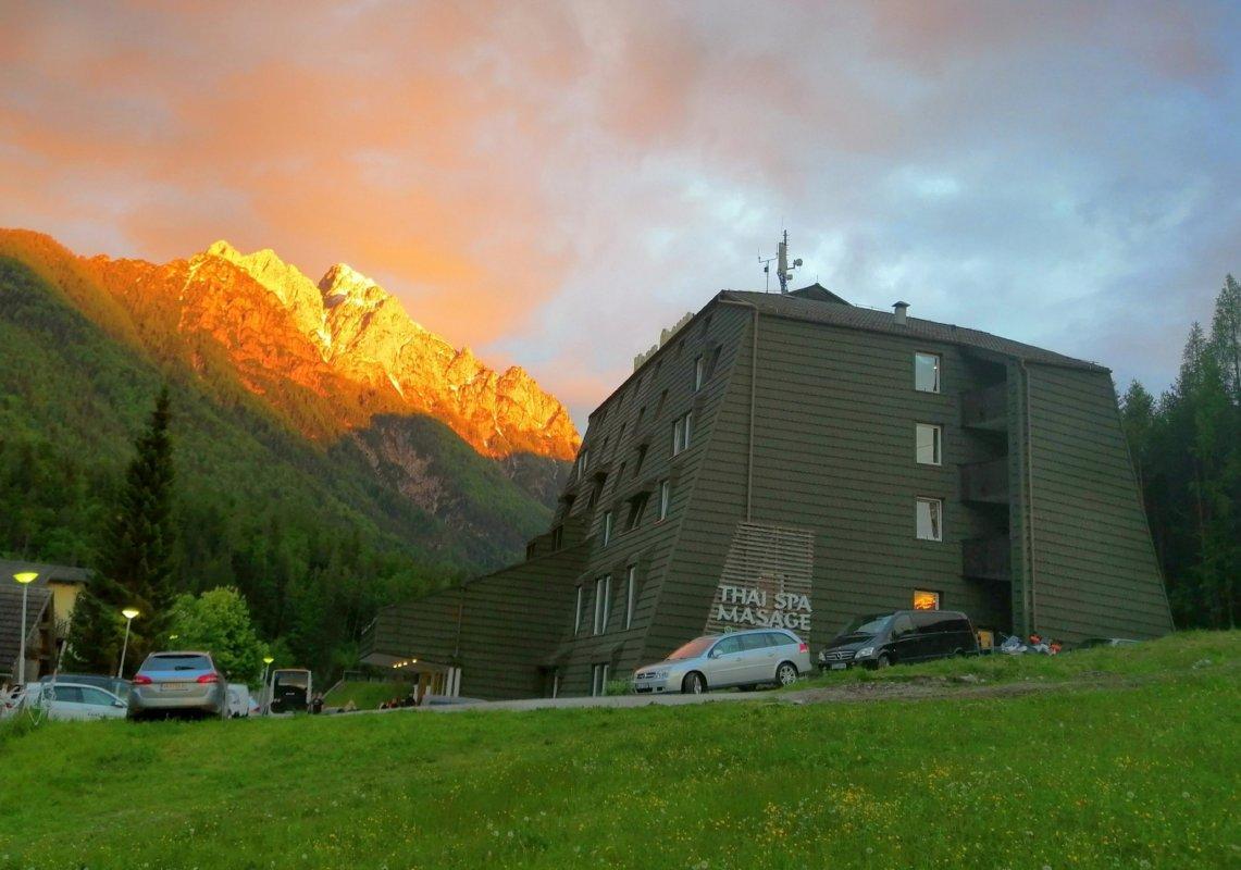KRANJSKA GORA - Slovenija