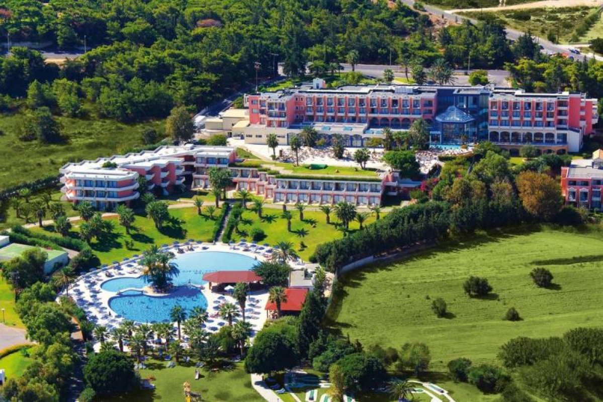 KRESTEN PALACE HOTEL IN WELLNESS 4* - POSEBNO LETALO IZ LJUBLJANE