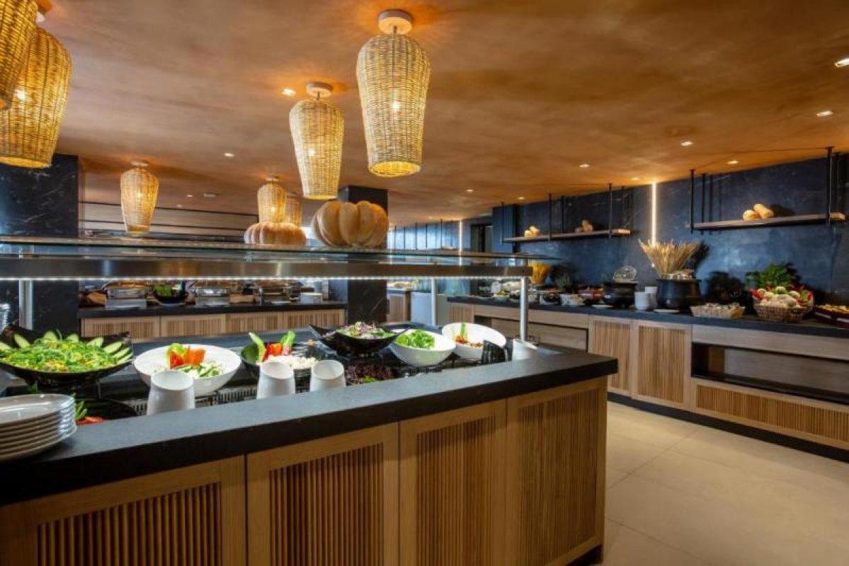 HOTEL PALMERA BEACH RESORT 4* - POSEBNO LETALO IZ LJUBLJANE (maj)