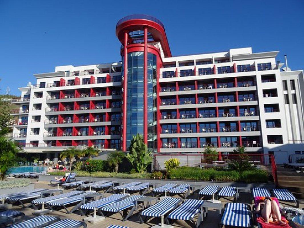 HOTEL FOUR VIEWS MONUMENTAL 4*