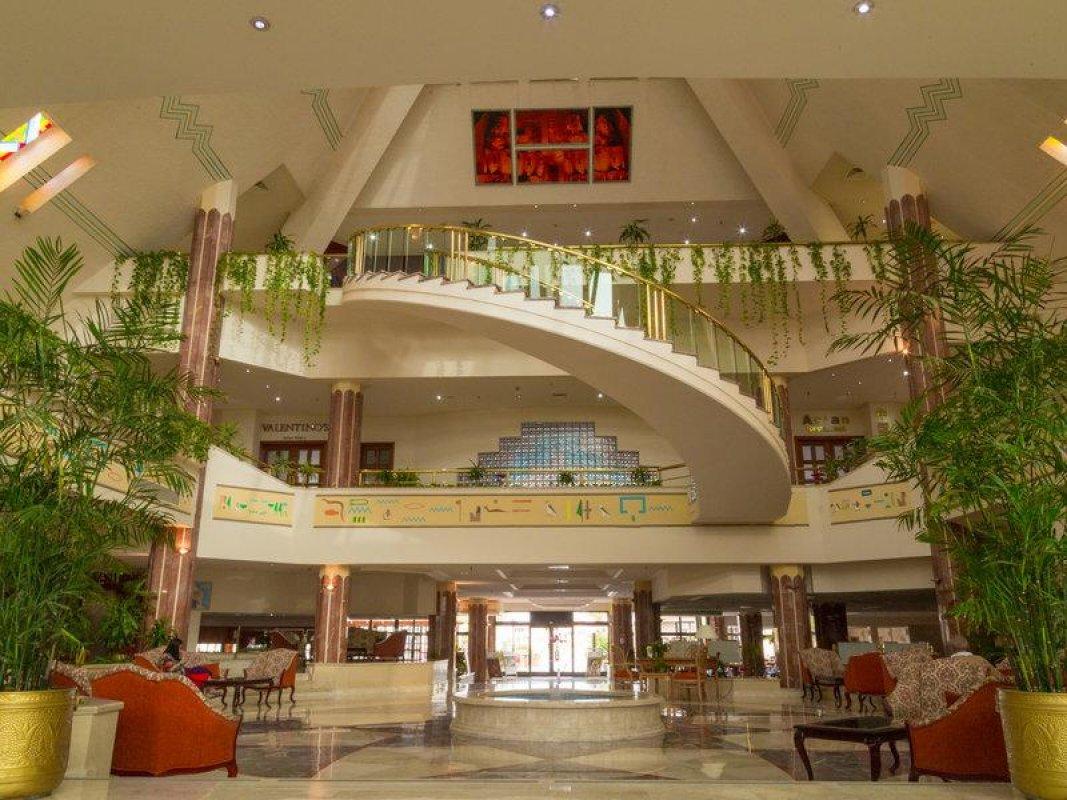 HOTEL PHAROAH AZUR RESORT 5* - ZNIŽANE CENE ZA VSE ODHODE V MAJU!