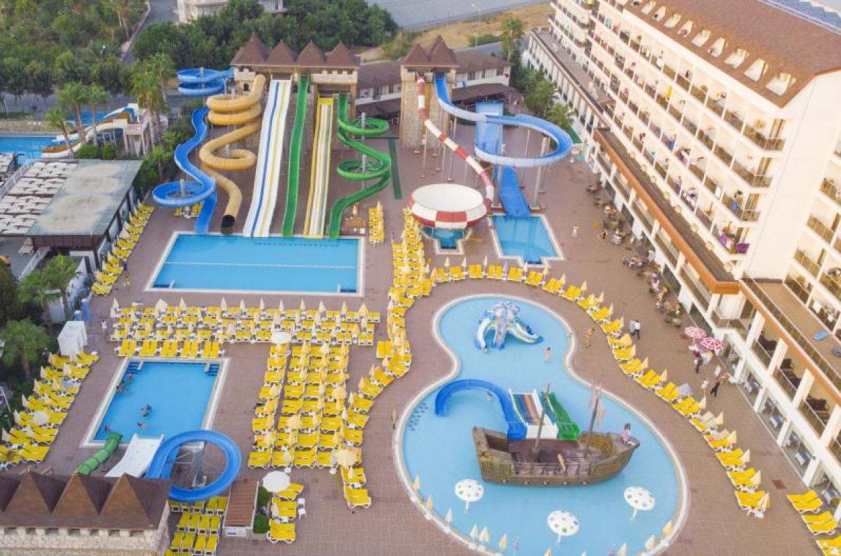 HOTEL EFTALIA SPLASH*****