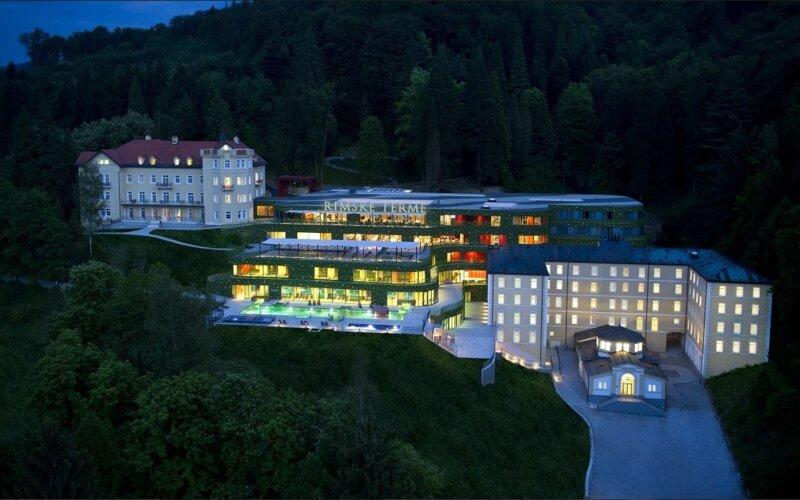 RIMSKE TERME - Slovenija